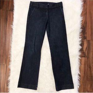 J. Crew City Fit Trouser Jeans